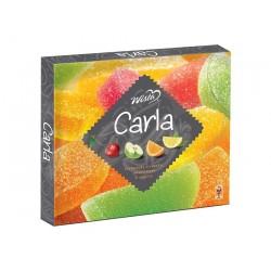 Bombonierka galaretka owocowa w cukrze 210 g