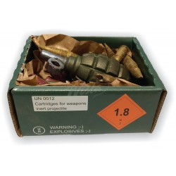 Ammo Box Figurki z czekolady deserowej 350g