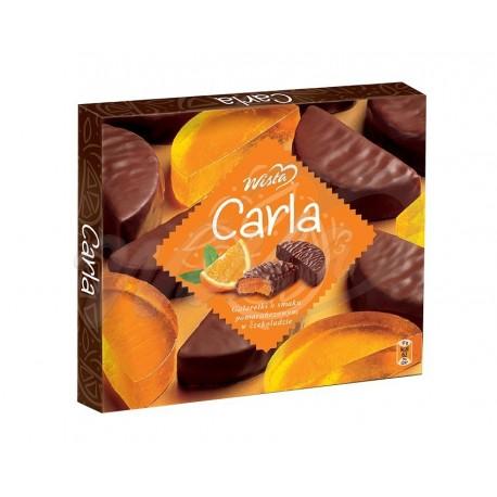 Bombonierka galaretka pomarańczowa 190 g