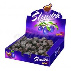 Śliwka kalifornijska w czekoladzie 1.8 kg economic box